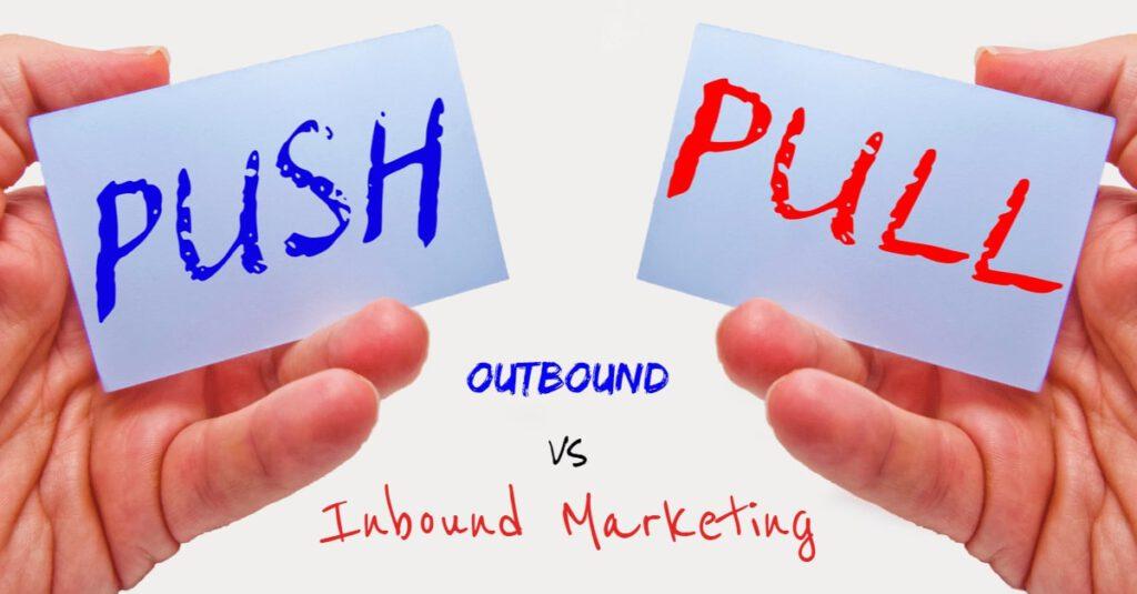Wat is Inbound Marketing en hoe verschilt het met Outbound Marketing