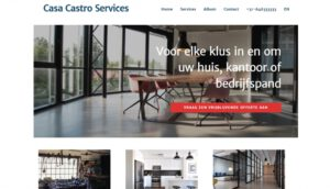 A Multilingual WordPress Website to go International in Europe