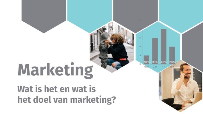 Marketing - Wat is het en wat is het doel van marketing - MarsConnects-min
